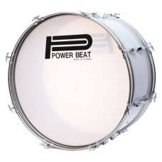 Power Beat Marching Bass Drum 26 inches x 10 inches