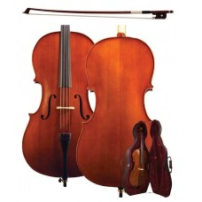 Hofner Cello Outfit 1/2