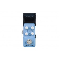 Joyo Pedal Quattro (Digital delay)