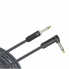 """D'Addario American Stage Series cables Angle - Straight 20"""" ( 6 Meter )"""