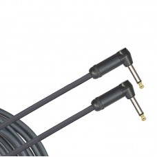 """D'Addario American Stage Series cables Angle - Angle 10"""" ( 3 Meter )"""