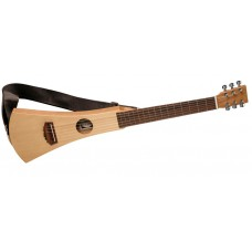 Martin Classical Backpacker Left Handed guitar - Includes Martin Padded Gig Bag