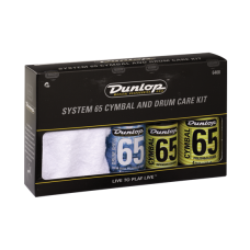 Jim Dunlop Cymbal and Drum Care Kit