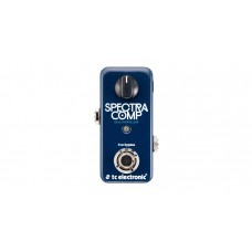 TC Electronic pectraComp Bass Compressor - For Bass Guitar Pedal