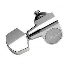 Taylor Standard Tuners Chrome - ( Set 6 pieces )