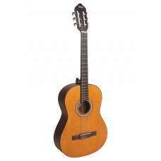 Valencia Classical Guitar Antique Natural VC204 - Includes Free Softcase