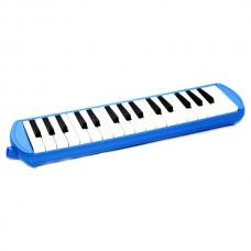 Sunrise Melodica 32 Key With Hardcase - Blue