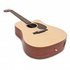 Martin DCX1AE Dreadnought Acoustic Electric - Cutaway - Includes B02W Padded Case