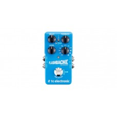 TC Electronic Flashback 2 Delay and Looper - Compact Delay With Tons Of Features And MASH Pedal
