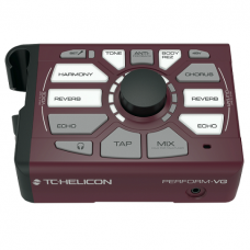 TC-Helicon Perform-VG Vocal and Acoustic Guitar Processor