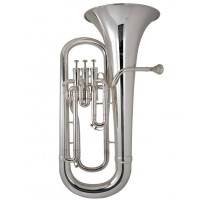 Besson Euphonium New Standard 162 Series - Silver Plated