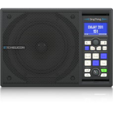 TC-Helicon SingThing - 150 Watt Active Vocal Monitor And Vocal Processor