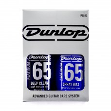 Jim Dunlop - Platinum 65 Cleaner and Wax Spray - Twin Pack
