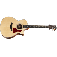 Taylor Guitar 414ce-R - Grand Auditorium - Rosewood Back and Sides - V-class Bracing - Includes Taylor Hard Shell Case