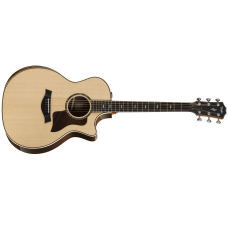 Taylor Guitar 814ce-R Deluxe - Grand Auditorium - Rosewood Back and Sides - V-class Bracing - Includes Taylor Hard Shell Case