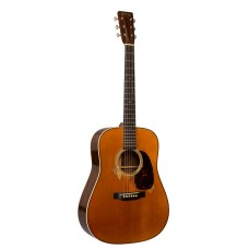 Martin Guitar D-28 Authentic 1937 Dreadnought - Vintage Gloss - Includes Martin Hard Shell Case