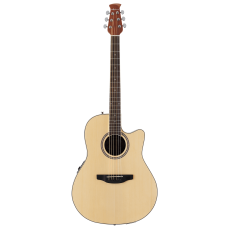 Ovation Applause® Standard Mid Depth - Semi Acoustic - Natural