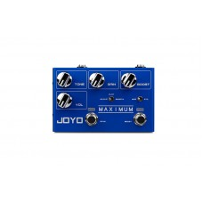 Joyo Pedal R-05 Maximum - Two Fabulous Overdrive