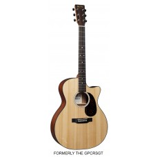 Martin Road Series GPC11E - Semi Acoustic - Includes Martin Soft Shell Case