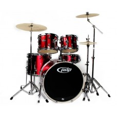 PDP Drum Mainstage Complete Kit - Candy Apple ( Without Cymbals )