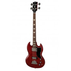 Gibson Guitar SG Standard Bass 4 String - Heritage Cherry  - Include Hardshell Case