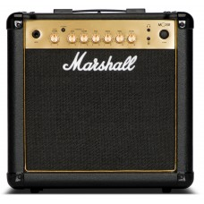 Marshall MG15GR Gold Series 15-Watt Guitar Combo Amp With Reverb