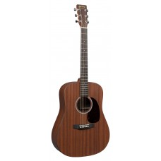 Martin Guitar DX2MAE - Semi Acoustic - Natural - Includes B02W Padded Case