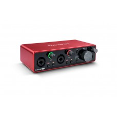 Focusrite Scarlett 2i2 3rd Generation USB Audio Interface
