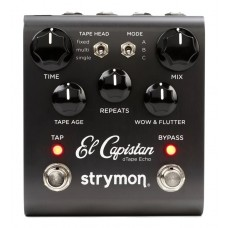 Strymon El Capistan dTape Echo Pedal - Power Supply Included