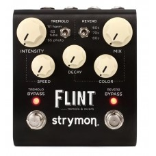 Strymon Flint Tremolo And Reverb - Power Supply Included