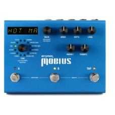 Strymon Mobius Multidimensional Modulation Pedal - Power Supply Included