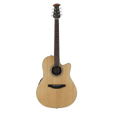 Ovation The Celebrity® Collection Celebrity Standard® Mid Depth Semi Acoustic - Natural