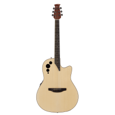 Ovation Applause® Elite® Mid Depth Semi Acoustic - Natural