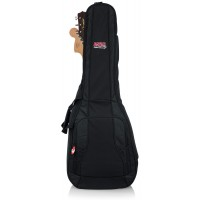 Gator 4G Series Acoustic/Electric Double Gig Bag - Dual