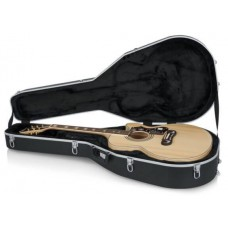 Gator Deluxe ABS Molded Case - Jumbo Acoustic Guitar