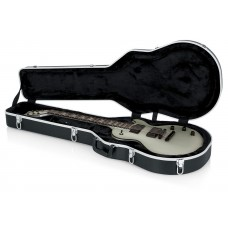 Gator Deluxe ABS Molded Case - Single-cutaway Electric Guitar