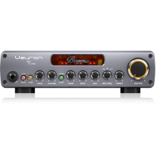Bugera Veyron T BV1001T 2000W Bass Amp Head with Tube Preamp
