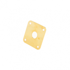 Gibson Accessories Jack Plate - Gold