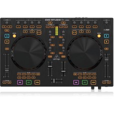 Behringer 4-Deck DJ MIDI Controller with 4-Channel Audio Interface