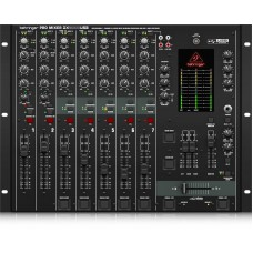 "Behringer Professional 7-Channel DJ Mixer with infinium ""Contact-Free"" VCA Crossfader and USB/Audio Interface"