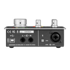 Audient iD4 USB 2 In / 2 Out High Performance Audio Interface