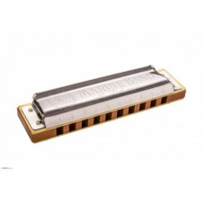 Hohner M1896037 Marine Band 1896/20 In Key Of D Harmonica - Marine Band Series