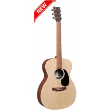 Martin 000-X2E Auditorium Acoustic-Electric Guitar - Natural Spruce - Martin Gig Bag Included