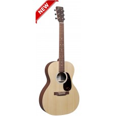 Martin 00LX2-01 Grand Auditorium Acoustic-Electric Guitar - Natural Spruce - Martin Gig Bag Included