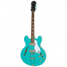 Epiphone Casino Archtop Hollowbody Electric Guitar - Turquoise
