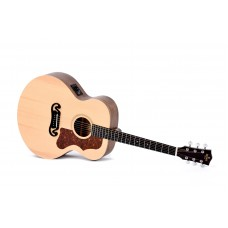 Sigma Guitars GJME Semi Acoustic Guitar - Natural