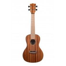Kala Solid Mahogany Series Concert Ukulele - Included Bag