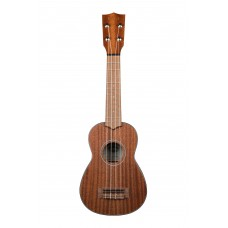 Kala Solid Mahogany Series Soprano Ukulele - Included Bag