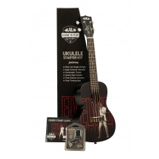 Kala Learn To Play Elvis Presley Concert Ukulele Starter Kit - Viva Las Vegas