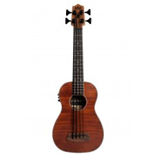 Kala Exotic Mahogany U.BASS® Acoustic-Electric Ukulele